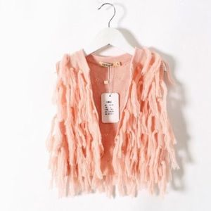 Other - Kids fringe vest